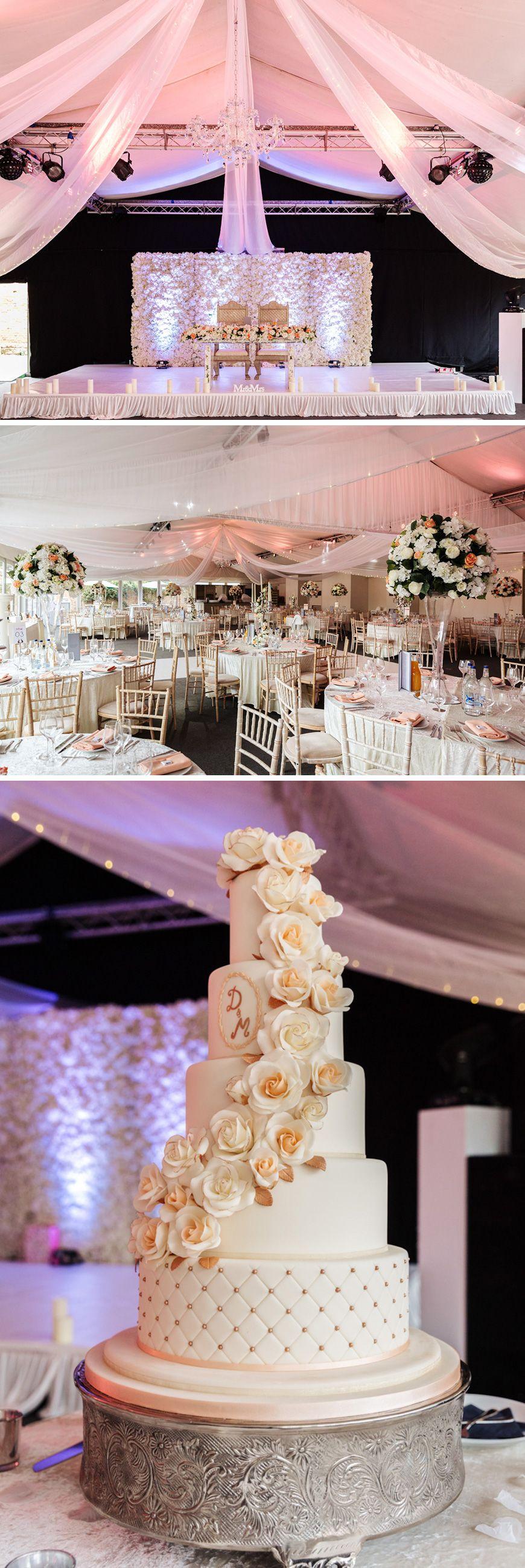 Real Wedding - Mohini and David's Glorious Summer Wedding ...