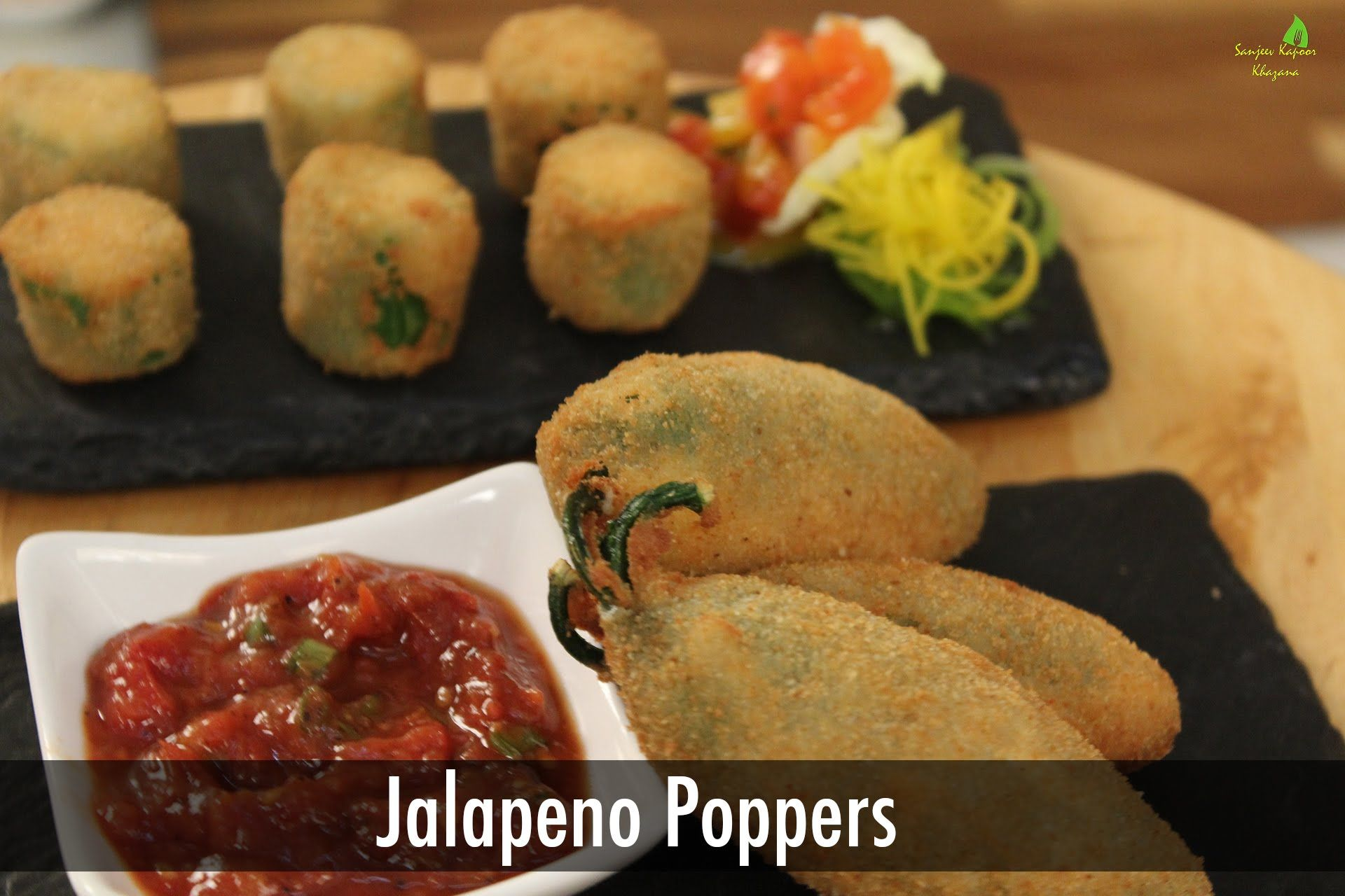 Jalapeno poppers mexican cuisine sanjeev kapoors khana khazana enjoy this easy mouth watering recipe and make dinner with your kids or co workers something to look forward to forumfinder Image collections
