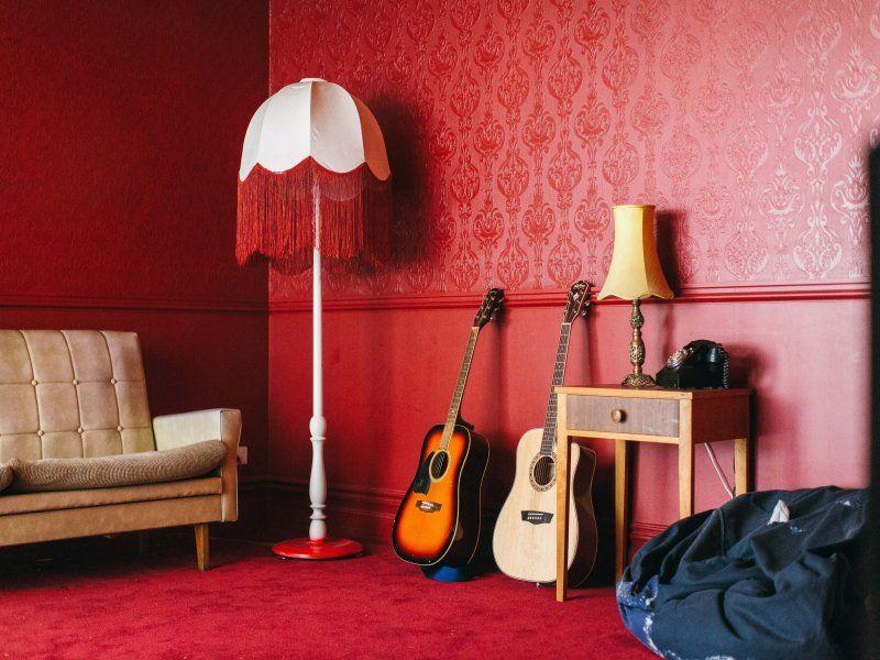 Red Wallpaper Love