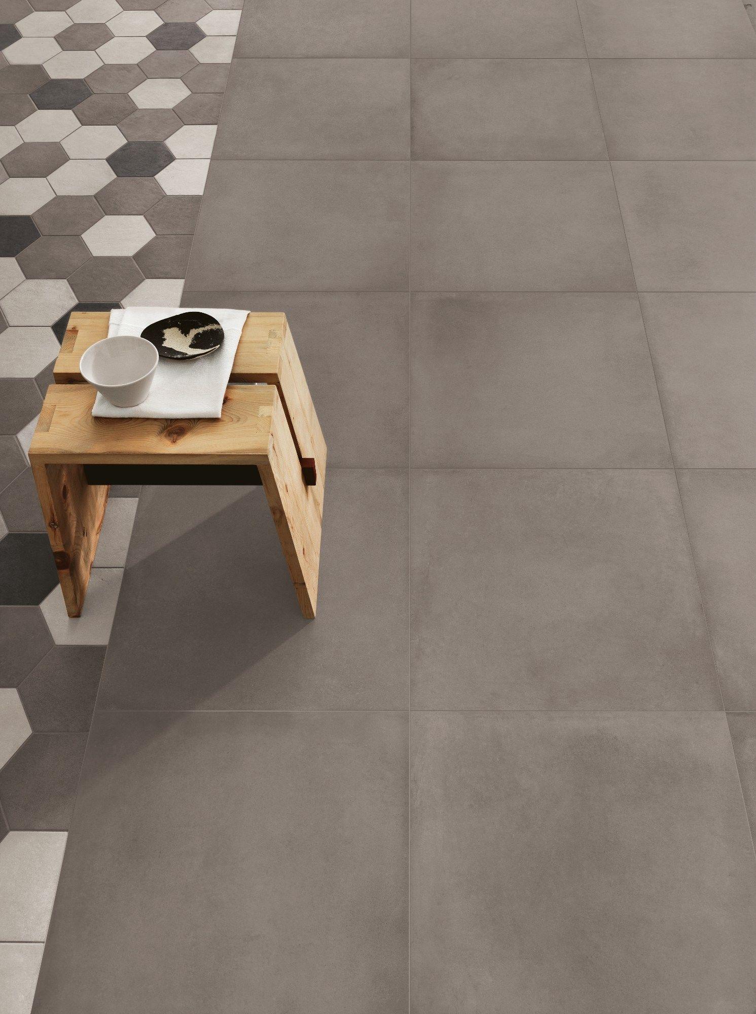 Amato Porcelain stoneware wall/floor tiles REWIND by Ragno - Marazzi  EV74