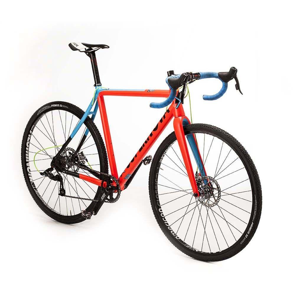 Supernova King Of Mud Frame Set Esportes De Aventura Bicicletas