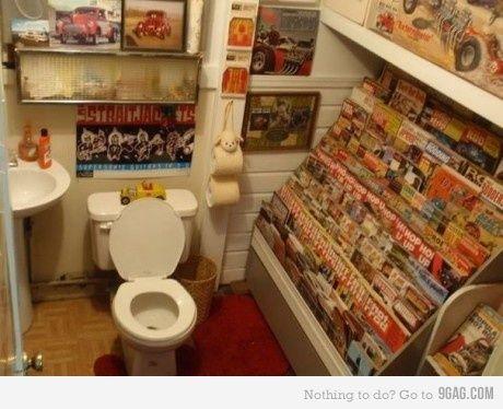 dream toilet   man cave bathroom, man bathroom, funny