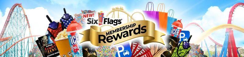 Entertainment Park Loyalty Perks Six Flags Membership Rewards Entertaining