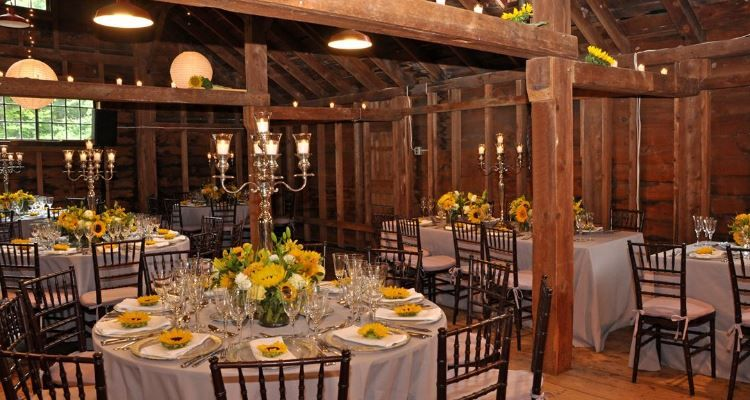 Woodstock Byrdcliffe Guild Woodstock, NY Party Venue