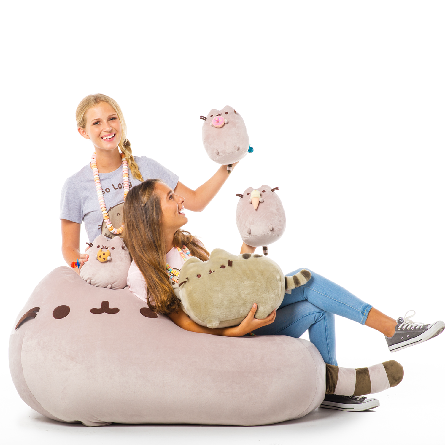 Pusheen Super Jumbo Plush Pusheen Plush Pusheen Cat Merchandise Giant Pusheen Plush