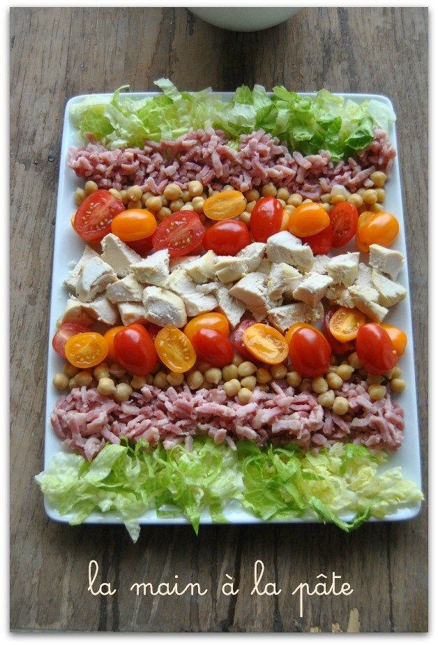 Salade de légumes marinés | Recette (avec images ...