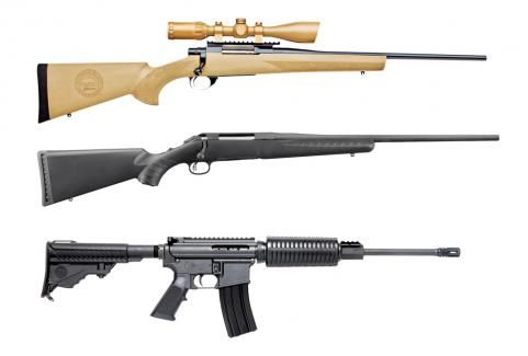 Best Coyote Guns 8 Great Budget Guns For Coyote Hunting Coyote Hunting Rifles Hunting Coyote Hunting
