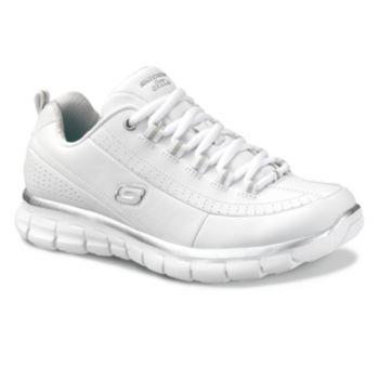 Skechers Synergy Elite Status Athletic Shoes - Women