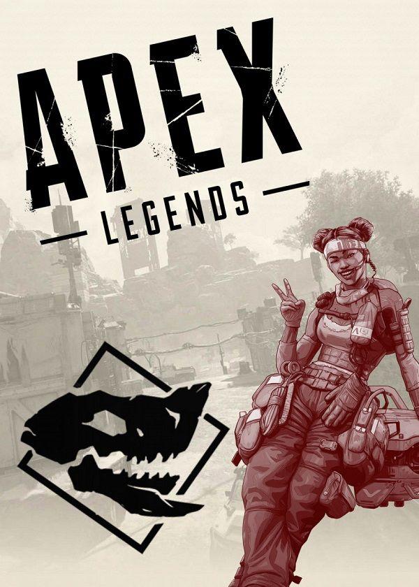 Apex Legends Season 1 Characters Displate Posters