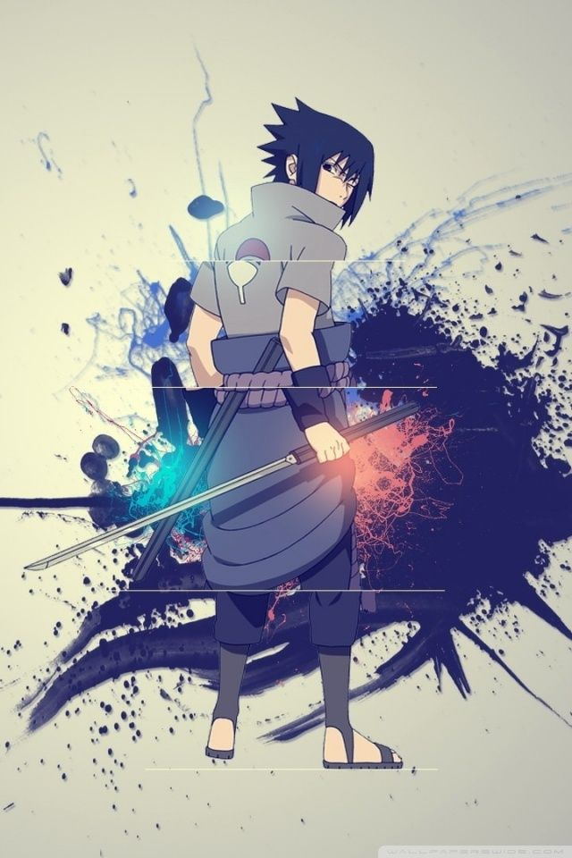 Download Sasuke Uchiha Iphone Wallpaper Gallery Naruto