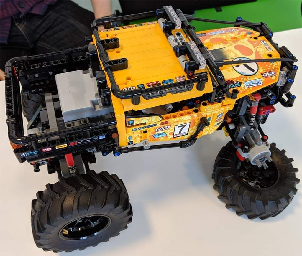 Pin By Giang Dinh On Legoit Lego Technic Lego 4x4