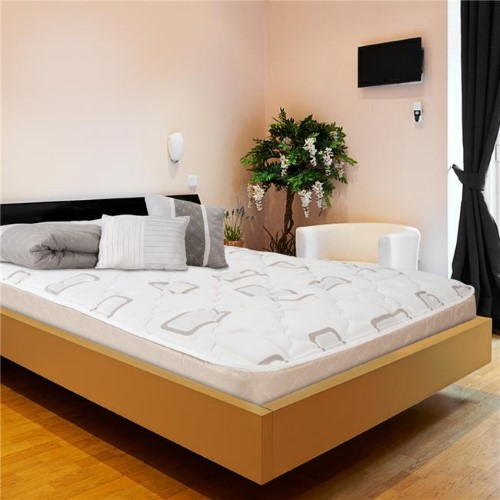 10 Inch Soft Sleeper 5.5 Full Double RV//Truck Mattress Bed With 4 Inches of Visco Elastic Memory Foam Assembly Required USA Made