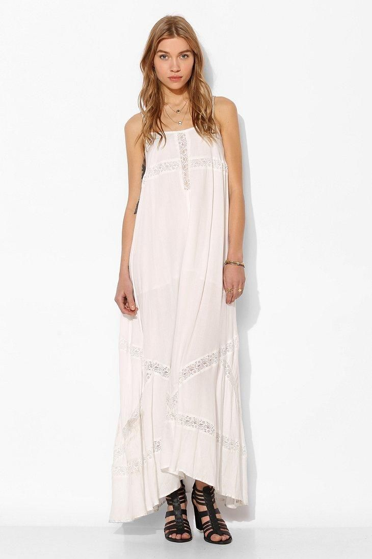 Shilla maxi dress
