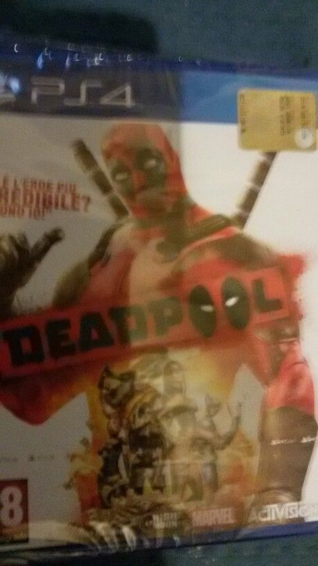 Deadpool remastered #PS4
