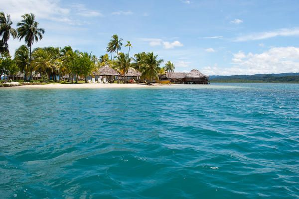 Yandup Island Lodge, Playón Chico, Kuna Yala (Panamá) at http://tripoutlook.com/?p=13282 as seen on The Best Beaches for a Hollywood Sunset by  TripOutlook.com #travel