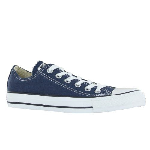 Converse CT All Star OX Womens Navy Trainers Size 8 US