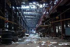 Image result for abandoned industrial buildings