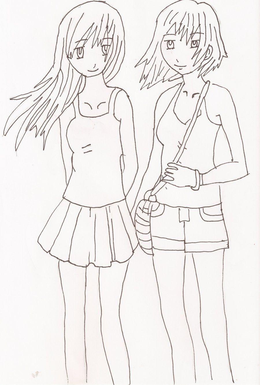 easy best friend drawings www daf pinterest best