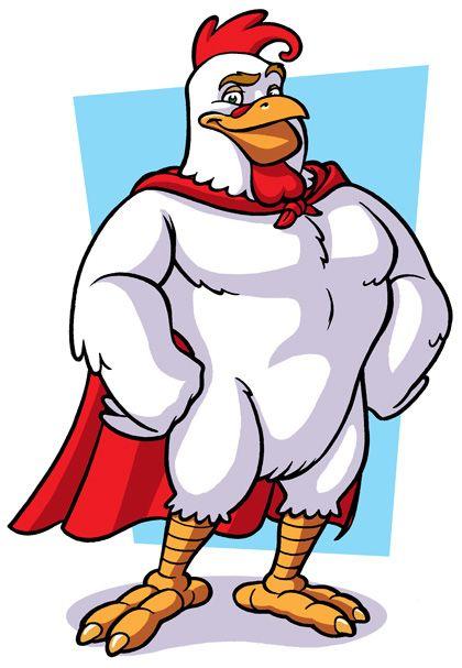 Hffhfh Pollo Animado Pollos Caricatura Caricaturas De Animales
