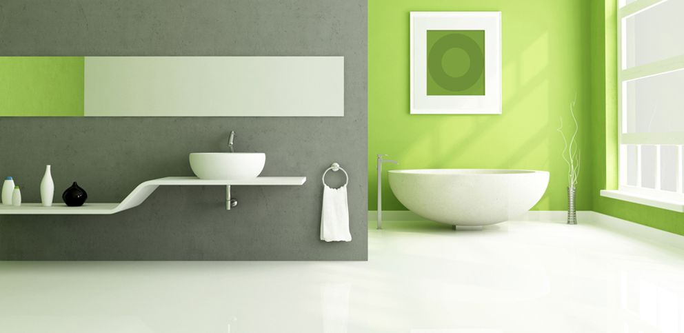 10 Fresh Lime Green Bathroom Designs Bathshop321 Blog Green Bathroom Interior Green Bathroom Lime Green Bathrooms