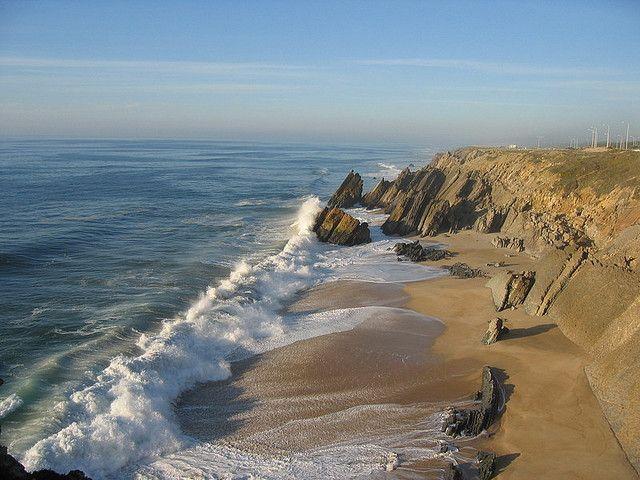 Praia Velha, Sao Pedro de Moel   Portugal