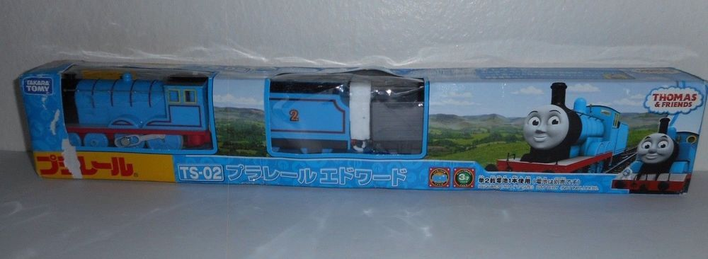 Ts-02 Plarail Edward Thomas /& Friends Model Train Plarail