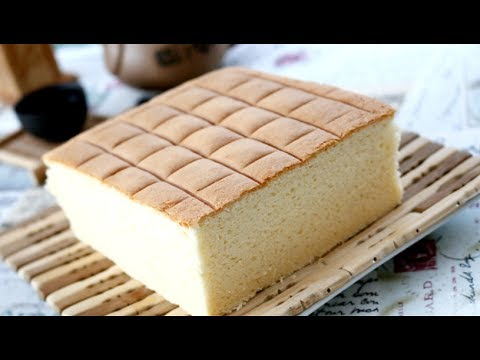 How To Make Cotton Soft Sponge Cake Fluffy Butter Cake