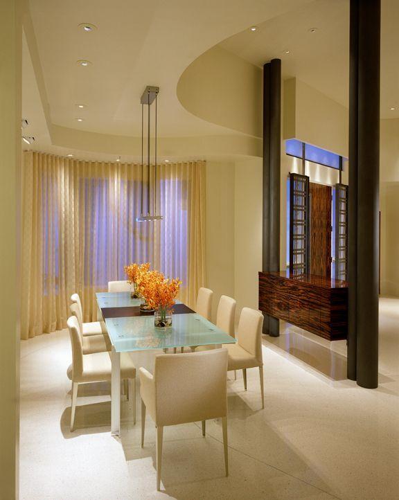 enclave dining room interior design with cream interior design exterior design office. Black Bedroom Furniture Sets. Home Design Ideas