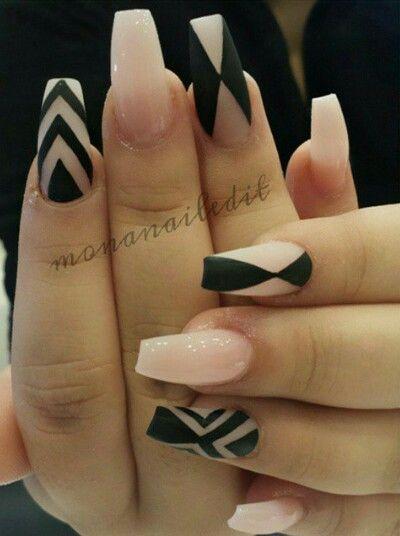 Pinterest Xpiink Tatuagens Pinterest Coffin Nails Nail