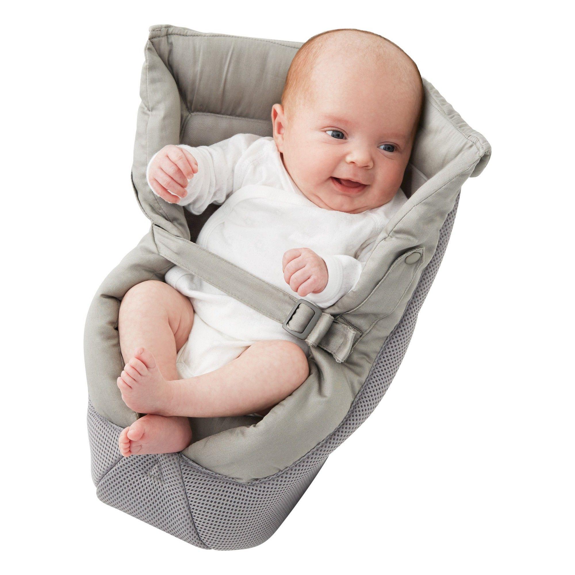 08ab249620d Ergobaby Infant Insert Performance Cool Mesh - Gray