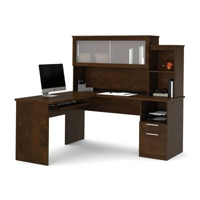 Bestar 88420-69 Dayton by Bestar L-Shaped Desk