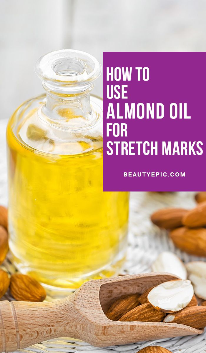How To Use Almond Oil To Remove Stretch Marks  Stretch marks Oil