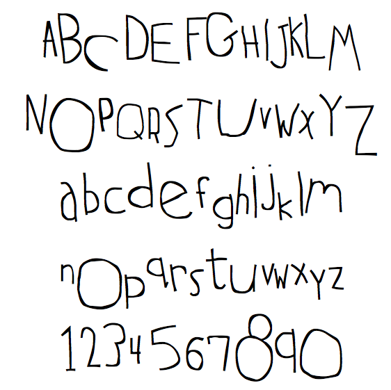 Little Kids Handwriting Font 1000+ images about logo on pinterest ...