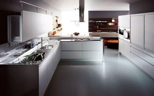 cocinas de diseño italiano | Diseño de la Cocina | Cocina de ...