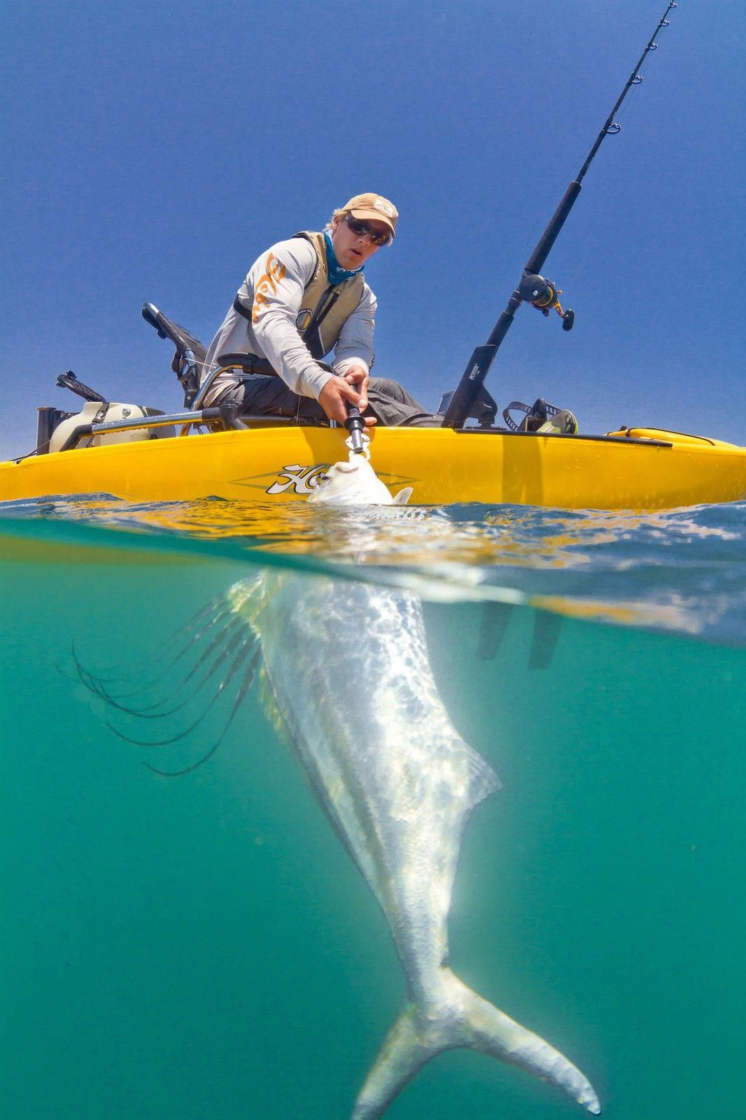 Mirage Pro Angler 12-a fishing kayak! … | beginning fishing
