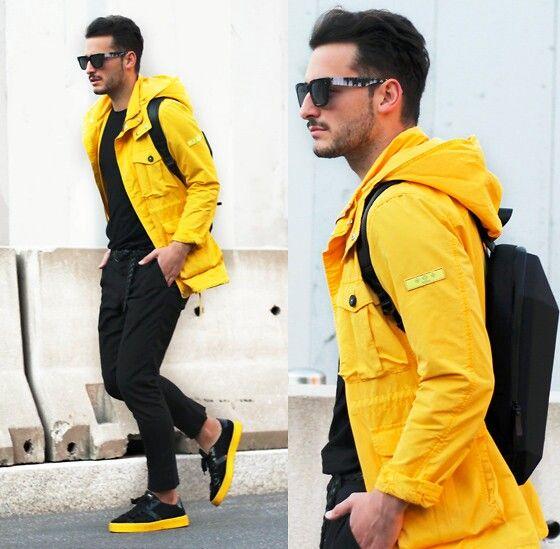 #black#yellow