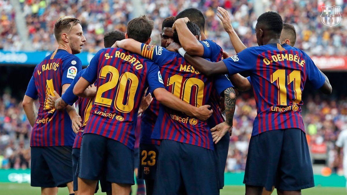 Barcelona Villarreal Tickets