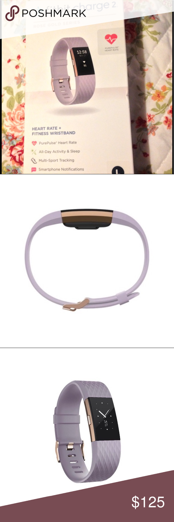 New fitbit charge rose gold series fitbit charge fitbit and gold