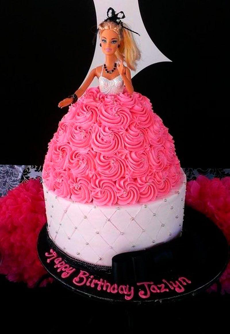Festa da Barbie: 33 ideias para arrasar na festa da sua filha ...