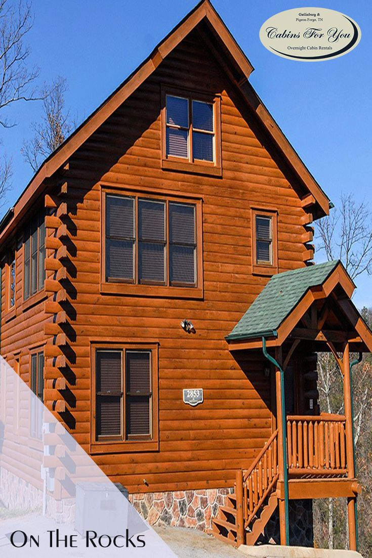 Located In The Preserve Resort Of Pigeon Forge Tennessee On The Rocks Is Only 15 Miles Away From Doll Cabin Pet Friendly Cabins Pigeon Forge Cabins