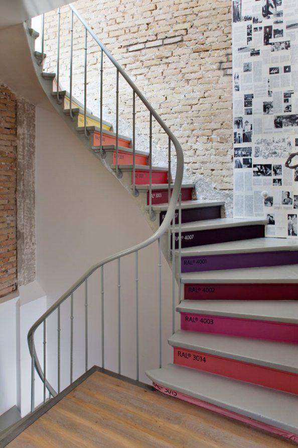 Décorer son escalier : nos plus belles inspirations | Contre ...