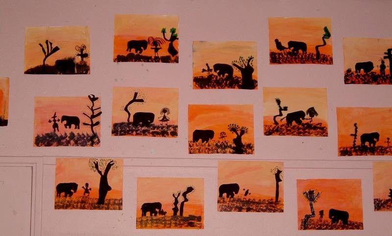 Super Arts plastiques GS. | art | Pinterest | Afrique QM15