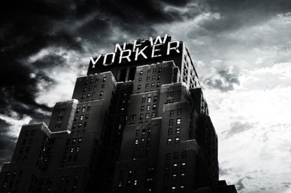 The New Yorker building