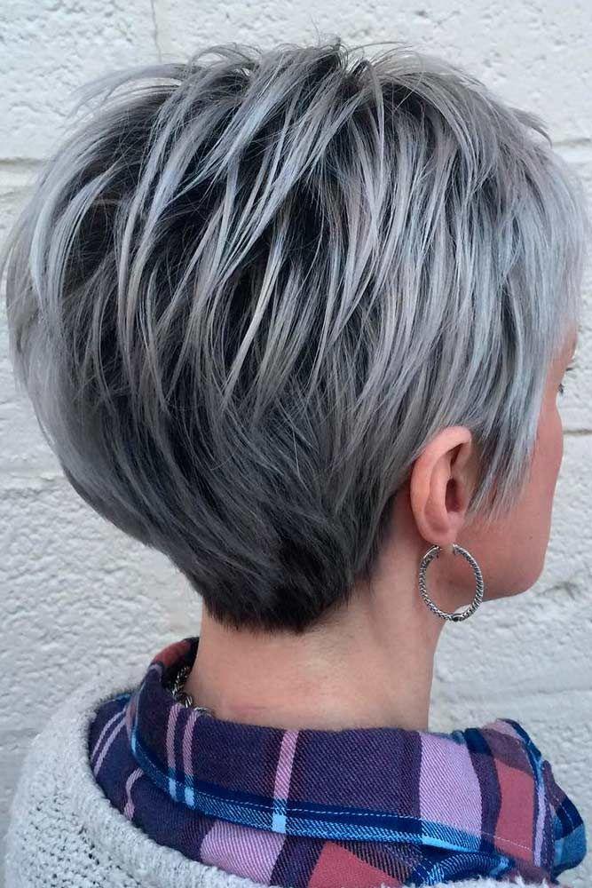28+ Short Hair Cuts For Women | Short short hair, Shorter
