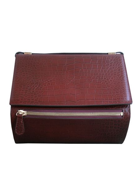 Must Wine Leather Bag