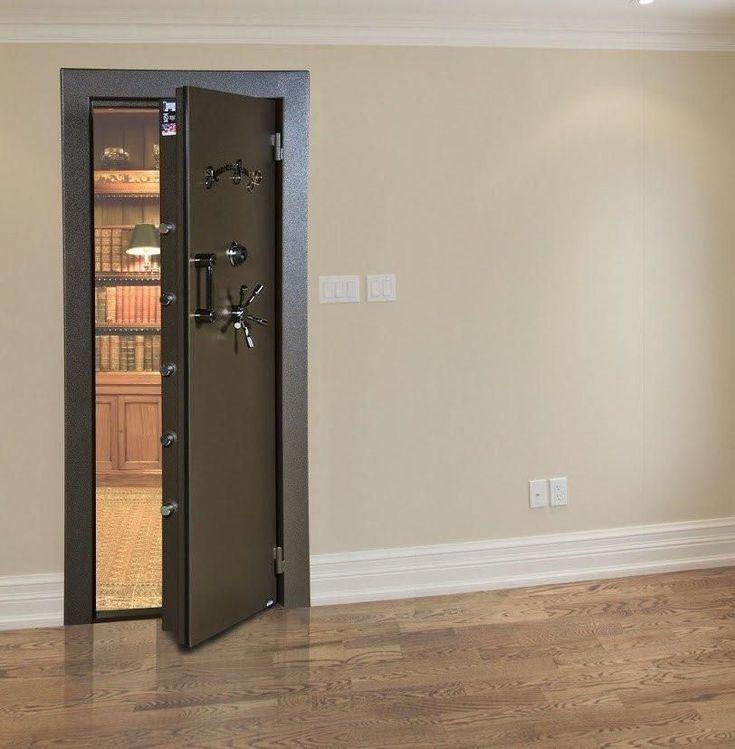 AMSEC VD8030BF Burglar & Fire Resistant Vault Door Vault