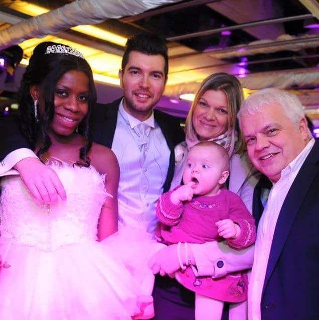 Interracial Family Love #WMBW #BWWM #InterracialDatingCouple