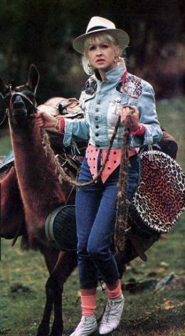 Bibberly Cyndi Lauper 1988 Cyndi Lauper Tru Colors Music Legends
