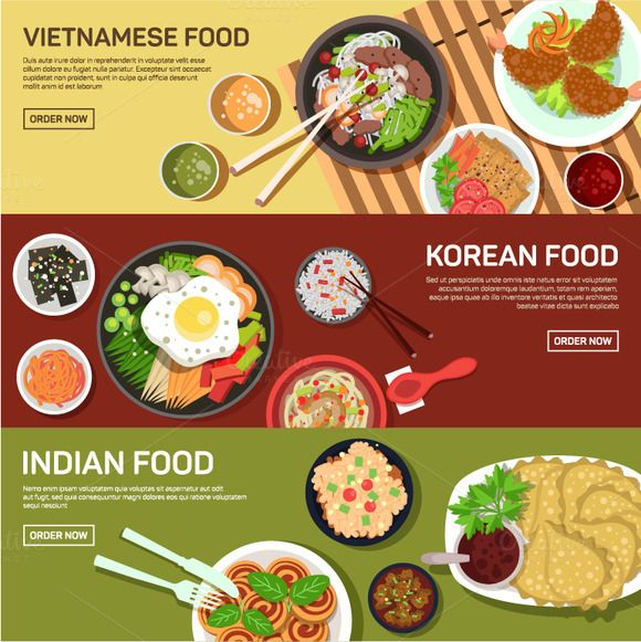 Asian Street Food Web Banner Asian Street Food Food Street Food