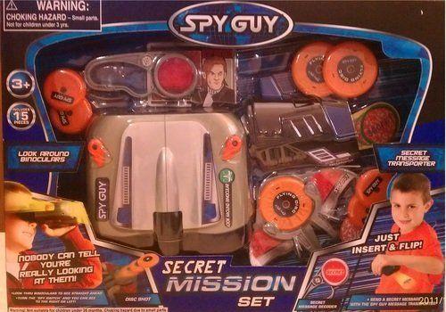 SPY GUY SECRET MISSION SET by SUPREME. 9.75. The Spy Guy
